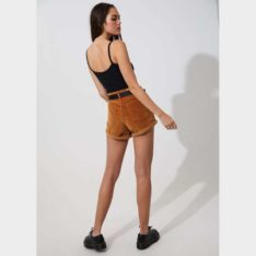 Afends Wale Corduroy Short Ltan. Afends Walkshorts - Fitted Waist found in Womens Walkshorts - Fitted Waist & Womens Shorts. Code: W194312