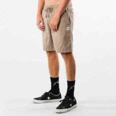 Rusty Off The Hook Elastic Shor Portobello. Rusty Walkshorts - Elastic Waist found in Mens Walkshorts - Elastic Waist & Mens Shorts. Code: WKM0856