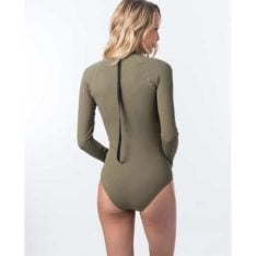 Rip Curl G Bomb L/sl Bzip Uv Surfs Olive. Rip Curl Rashvests found in Womens Rashvests & Womens Wetsuits. Code: WLY8XW