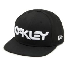 Oakley Mark Ii Novelty Snap Back Blackout. Oakley Hats & Caps in Mens Hats & Caps & Mens Headwear. Code: 911784