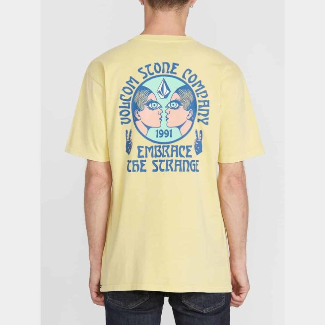 Volcom Mirror Mind Short Sleeve Tee End. Volcom Tees found in Mens Tees & Mens T-shirts & Singlets. Code: A4341903