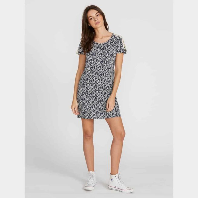 Volcom Little Ditsy Mini Dress Snv. Volcom Dresses found in Womens Dresses & Womens Skirts, Dresses & Jumpsuits. Code: B1341976