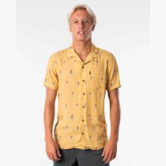 Rip Curl Vacation Short Sleeve Shirt Washed Yellow. Rip Curl Shirts - Short Sleeve found in Mens Shirts - Short Sleeve & Mens Shirts. Code: CSHMY1