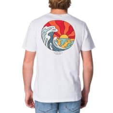 Rip Curl Hazed And Tubed Injection White. Rip Curl Tees found in Mens Tees & Mens T-shirts & Singlets. Code: CTEWJ2