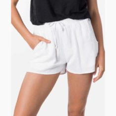 Rip Curl Wategoes Shirred Short White. Rip Curl Walkshorts - Fitted Waist found in Womens Walkshorts - Fitted Waist & Womens Shorts. Code: GWAEZ1