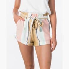 Rip Curl Sunsetters Stripe Short Multi. Rip Curl Walkshorts - Fitted Waist found in Womens Walkshorts - Fitted Waist & Womens Shorts. Code: GWAND9