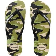 Havaianas Kids Camu Beige Black Bgblk. Havaianas Thongs found in Boys Thongs & Boys Footwear. Code: HKPC9446