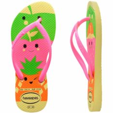 Havaianas Kids Slim Fun Pollen Polye. Havaianas Thongs found in Toddlers Thongs & Toddlers Footwear. Code: HKSF0075T