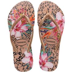 Havaianas Slim Animal Floral Crocus Crocu. Havaianas Thongs found in Womens Thongs & Womens Footwear. Code: HSPL3544F