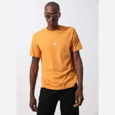Afends Flame Logo Tee Yam. Afends Tees found in Mens Tees & Mens T-shirts & Singlets. Code: M194013
