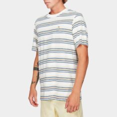 Rvca Southerly Stripe Tee Awt. Rvca Tees found in Mens Tees & Mens T-shirts & Singlets. Code: R192062