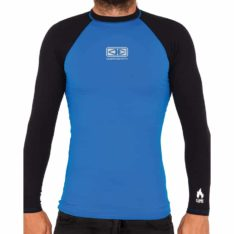 Ocean And Earth Boys Flame Long Sleeve Thermo Rash Blue. Ocean And Earth Rashvests found in Boys Rashvests & Boys Wetsuits. Code: SBRS26