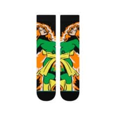 Stance Xmen Jean Grey Socks Black. Stance Socks, Underwear, Pyjamas found in Mens Socks, Underwear, Pyjamas & Mens Footwear. Code: U545D19XMJ