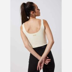 Afends Adriana Flower Singlet Ivory. Afends Fashion Tops found in Womens Fashion Tops & Womens T-shirts & Singlets. Code: W194090