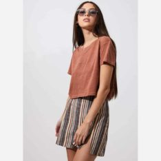 Afends Mimi Stripe Skirt Multi. Afends Skirts found in Womens Skirts & Womens Skirts, Dresses & Jumpsuits. Code: W194900
