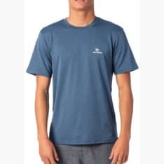 Rip Curl Search Series Short Sleeve Navy Marle. Rip Curl Rashvests found in Mens Rashvests & Mens Wetsuits. Code: WLUKSM