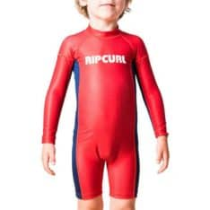 Rip Curl Grom Boys Long Sleeve Uv Spring Red. Rip Curl Rashvests in Toddlers Rashvests & Toddlers Wetsuits. Code: WLY8GO