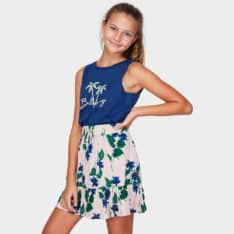 Billabong Blue Dream Skirt Pink. Billabong Skirts found in Girls Skirts & Girls Skirts, Dresses & Jumpsuits. Code: 5592521