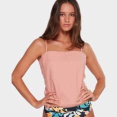 Billabong Endless Summer Cami Clay. Billabong Fashion Tops found in Womens Fashion Tops & Womens Tops. Code: 6592091