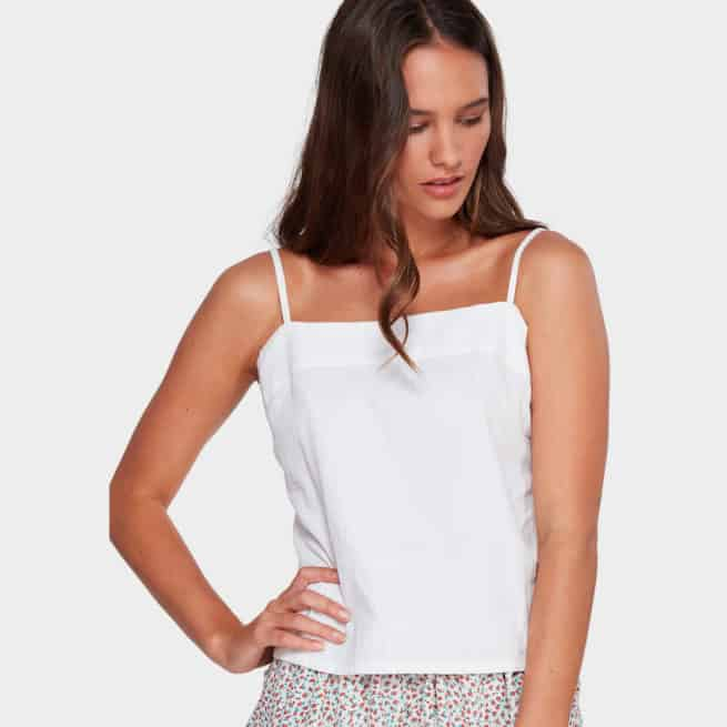 Billabong Endless Summer Cami White. Billabong Fashion Tops found in Womens Fashion Tops & Womens Tops. Code: 6592091