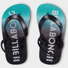 Billabong Groms Anchored Thong Black/mint. Billabong Thongs found in Toddlers Thongs & Toddlers Footwear. Code: 7692938