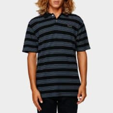 Billabong Die Cut Stripe Polo Black. Billabong Polos found in Mens Polos & Mens Shirts. Code: 9592143