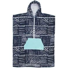 Ocean And Earth Ladies Front Zip Hd Ponch Navy. Ocean And Earth Towels - Hooded found in Womens Towels - Hooded & Womens Accessories. Code: ALTW18