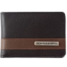 Ocean And Earth Clubin Leather Wallet Black. Ocean And Earth Wallets found in Mens Wallets & Mens Accessories. Code: AMWA12