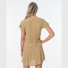 Rip Curl Paradise Cove Spot Dress Gold. Rip Curl Dresses found in Womens Dresses & Womens Skirts, Dresses & Jumpsuits. Code: GDRCH9