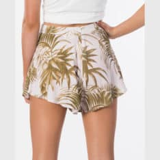 Rip Curl Paradise Cove Short Lilac. Rip Curl Walkshorts - Fitted Waist in Womens Walkshorts - Fitted Waist & Womens Shorts. Code: GWABP9