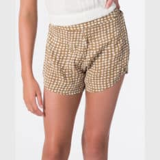 Rip Curl Girl Paradise Spot Wshort Gold. Rip Curl Walkshorts - Fitted Waist found in Girls Walkshorts - Fitted Waist & Girls Shorts. Code: JWAAZ1