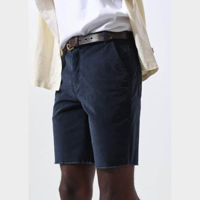 Afends Psych Corduroy Short Dnavy. Afends Walkshorts - Fitted Waist found in Mens Walkshorts - Fitted Waist & Mens Shorts. Code: M194321