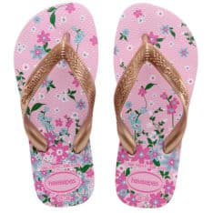 Havaianas Kids Flores Rose Quartz T Rsequ. Havaianas Thongs found in Toddlers Thongs & Toddlers Footwear. Code: HKPF2108T
