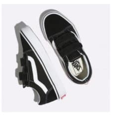 Vans Old Skool V Boys Black True White. Vans Shoes found in Boys Shoes & Boys Footwear. Code: VN-0VHE6BT