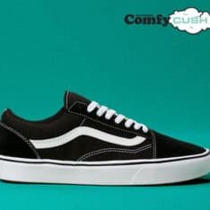 Vans Comfycush Old Skool Blkwh. Vans Shoes found in Mens Shoes & Mens Footwear. Code: VNA3WMAVNE