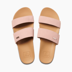 Reef Cush Bounce Vista Suede Dusty Pink. Reef Thongs in Womens Thongs & Womens Footwear. Code: A30YN