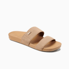 Reef Cush Bounce Vista Suede Biscotti. Reef Thongs in Womens Thongs & Womens Footwear. Code: A30YN