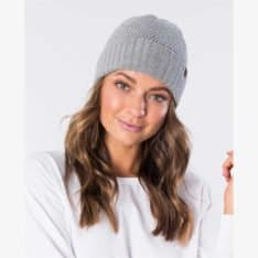 Rip Curl Wanderer Beanie Light Grey Heather. Rip Curl Beanies And Scarves in Womens Beanies And Scarves & Womens Headwear. Code: GBNAA1