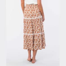 Rip Curl Spice Temple Maxi Skirt Orange. Rip Curl Skirts in Womens Skirts & Womens Skirts, Dresses & Jumpsuits. Code: GSKED1