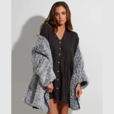 Billabong Lost In You Jacket Black. Billabong Jackets in Womens Jackets & Womens Jackets, Jumpers & Knits. Code: 6507897