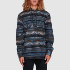 Billabong Furnace Anorak Long Sleeve Hoodie Navy. Billabong Hoodies in Mens Hoodies & Mens Jackets, Jumpers & Knits. Code: 9507211
