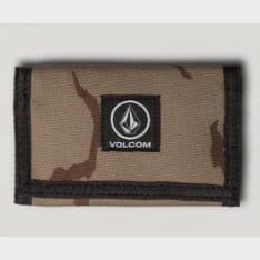 Volcom Box Stone Wallet Army Green Combo. Volcom Wallets in Mens Wallets & Mens Accessories. Code: D6041900