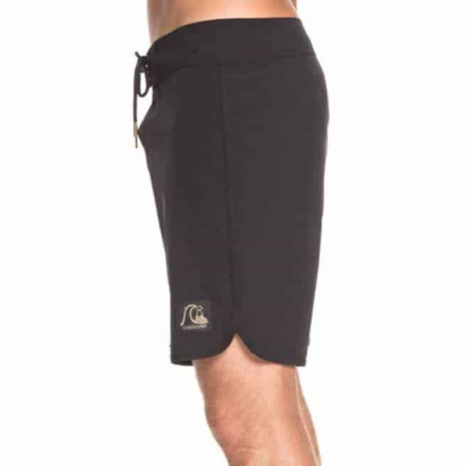 Quiksilver Highline Scallop 18 Black. Quiksilver Boardshorts - Fitted Waist in Mens Boardshorts - Fitted Waist & Mens Shorts. Code: EQYBS04081