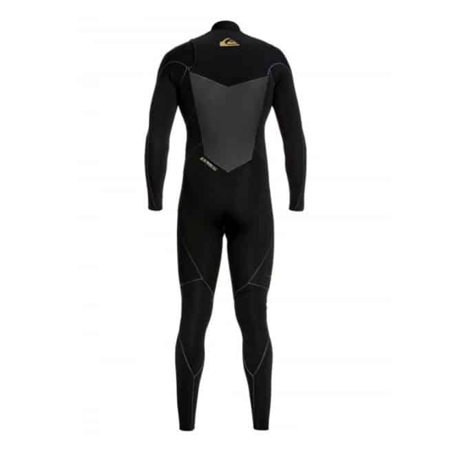 Quiksilver 3/2 Highline+ Chest Zip Hyd Black. Quiksilver Steamers in Mens Steamers & Mens Wetsuits. Code: EQYW103060