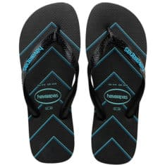 Havaianas Kids Modern Stripes Black. Havaianas Thongs in Boys Thongs & Boys Footwear. Code: HKPM0096K