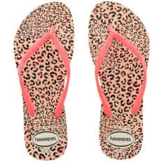 Havaianas Kids Slim Animals White Cor White Coral New. Havaianas Thongs in Boys Thongs & Boys Footwear. Code: HKSA6577K