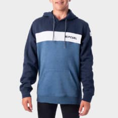 Rip Curl Undertow Panel Hood-boy Mid Blue Marle. Rip Curl Hoodies in Boys Hoodies & Boys Jackets, Jumpers & Knits. Code: KFEPJ1