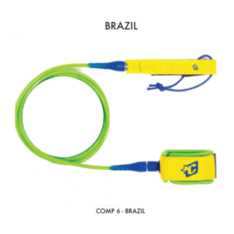 Creatures Of Leisure Comp 6 Brazil Brazil. Creatures Of Leisure Legropes in Boardsports Legropes & Boardsports Surf. Code: LCO20006BR