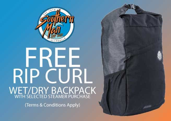 Rip Curl Steamer Backpack Promo