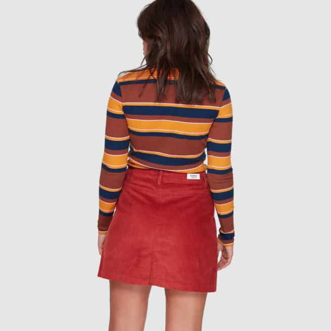 Element Ryder Cord Skirt Red Ochre. Element Skirts in Womens Skirts & Womens Skirts, Dresses & Jumpsuits. Code: 207852